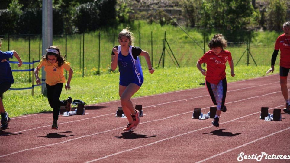 "Atletica: quarta prova ""Gioventù Lariana"""