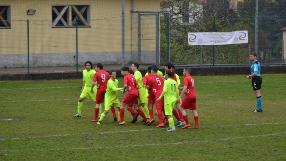 Prima Squadra: Lariointelvi vs Cantù Sanpaolo 0 – 3