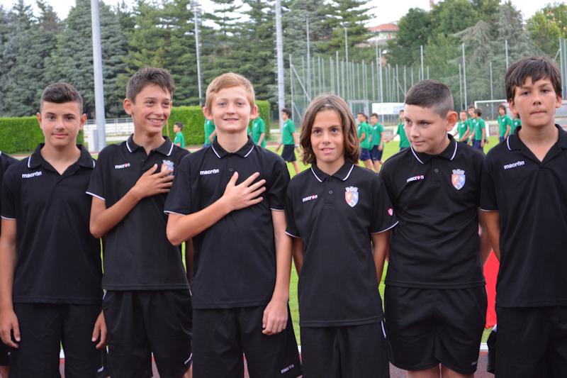 """21° Memorial """"Gianni Brera"""" Un saluto dai ragazzi dell'AC Recas – Romania"""