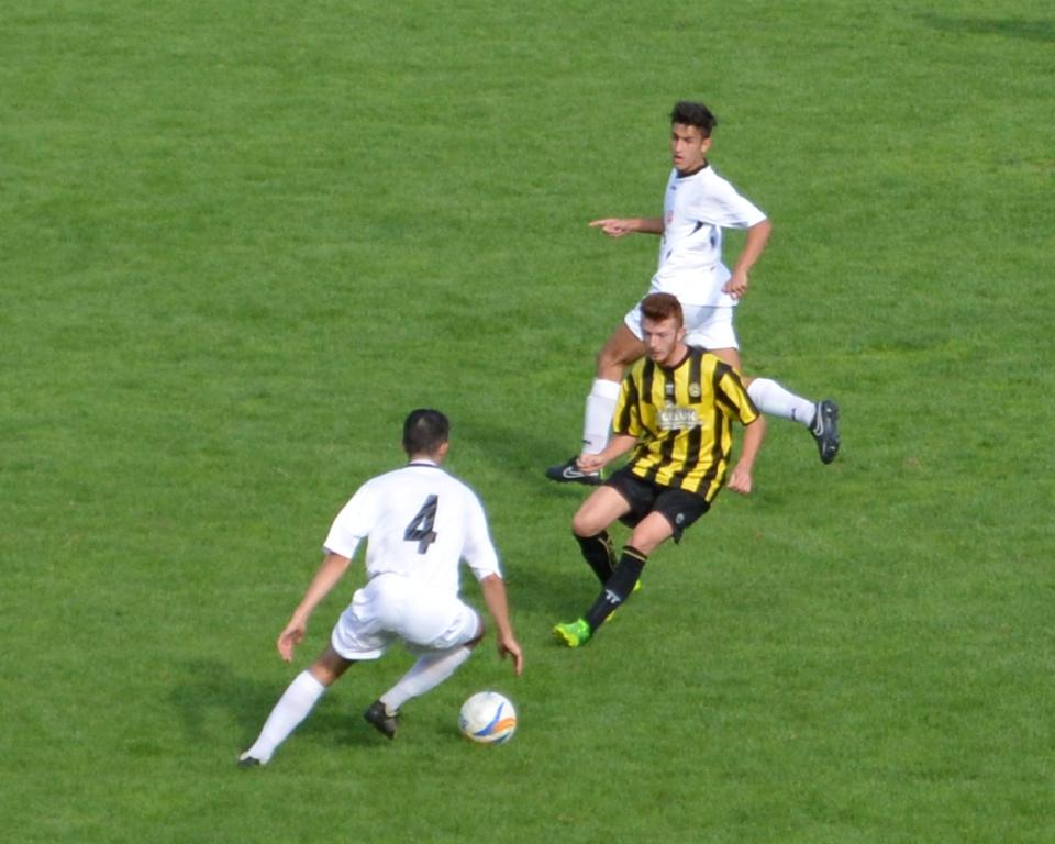 Prima Squadra: gli highlights di Cantù Sanpaolo vs. Albate Calcio