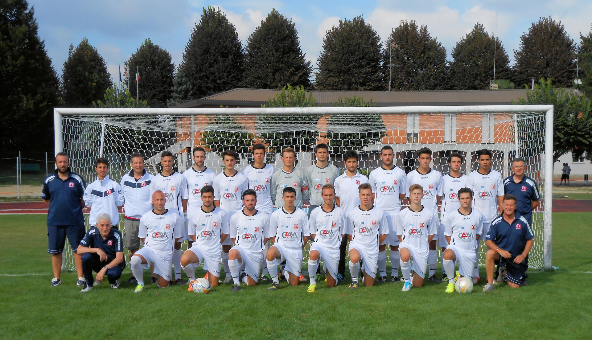 Prima Squadra: Cantù Sanpaolo  vs  Cabiate 1 – 2