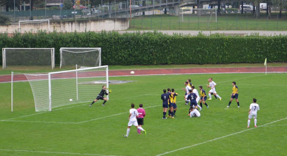 Prima Squadra: Cantù Sanpaolo  vs  Lariointelvi 5 a 0