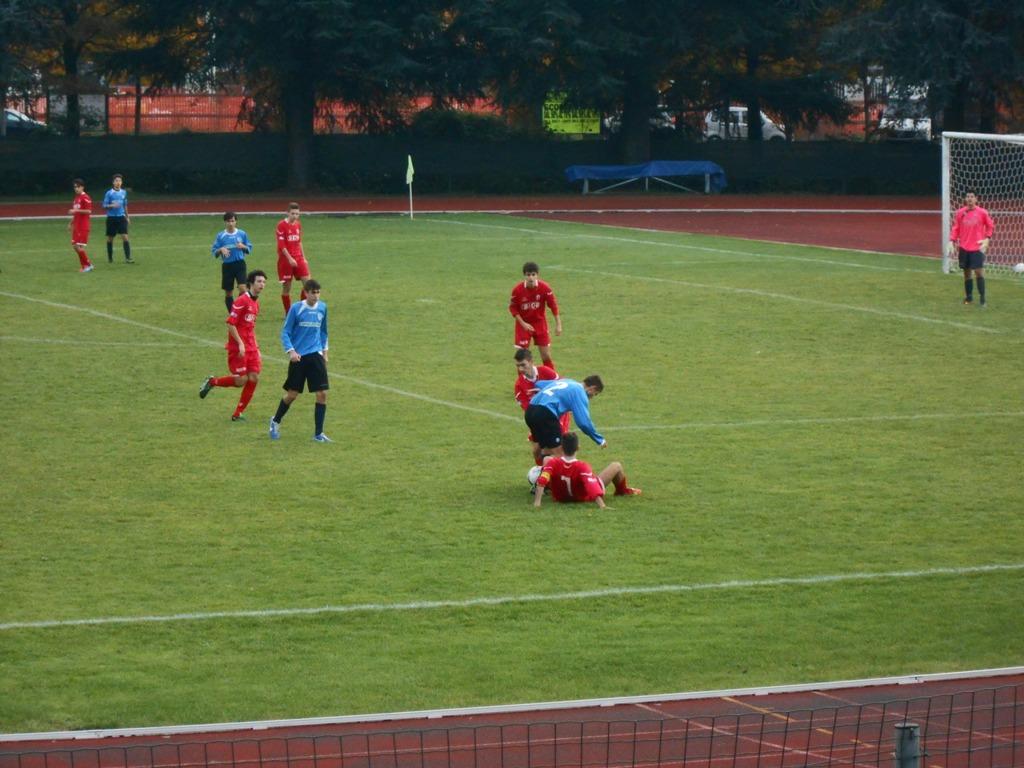 Allievi Regionali A: Cantù vs. Folgore Caratese