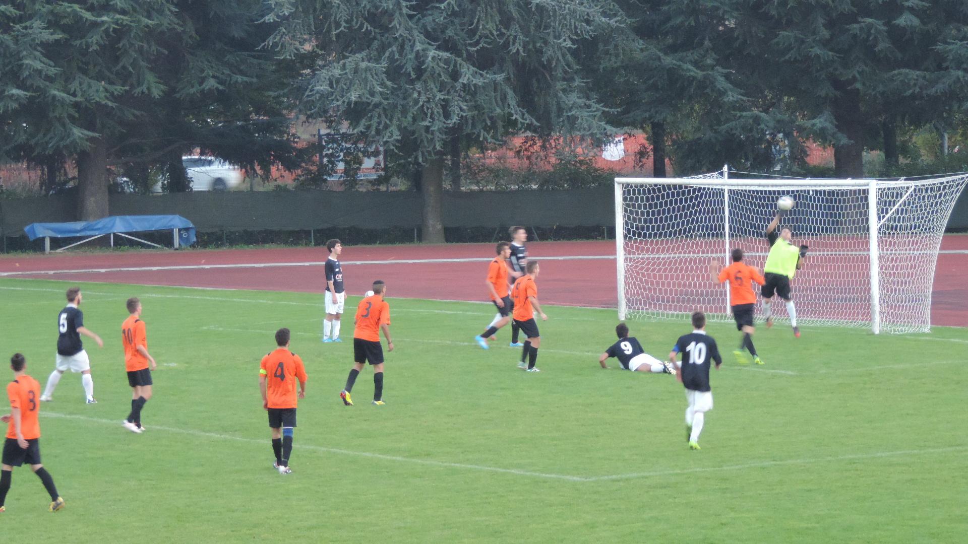 Juniores Regionale: Cantù Sanpaolo vs. Vimercatese 3 – 2