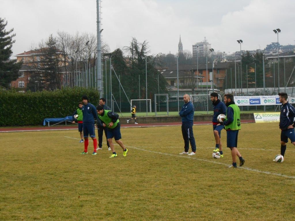 Lega Pro: Torres rifinitura a Cantù