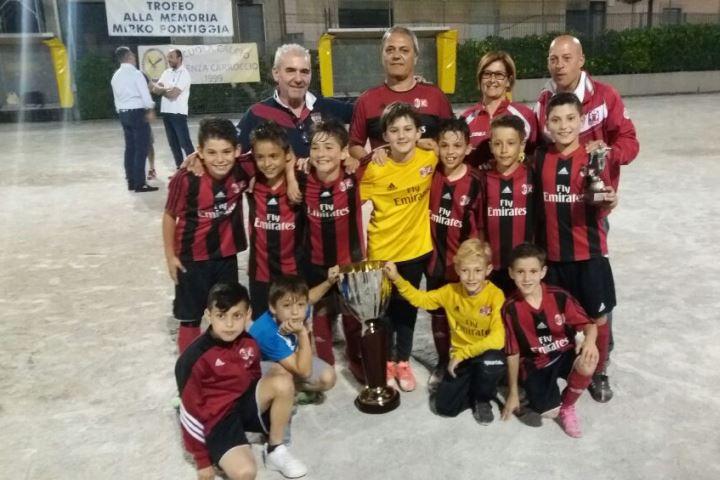 "Primi Calci 2008: Torneo ""Mirko Pontiggia"""