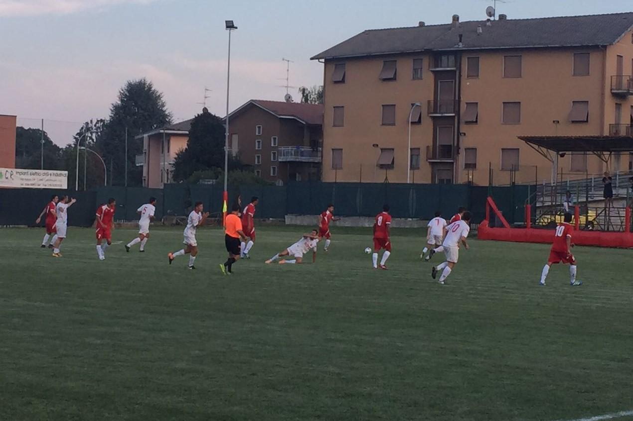 Prima Squadra: Amichevole Arcadia Dolzago vs Cantù Sanpaolo 2 a 2