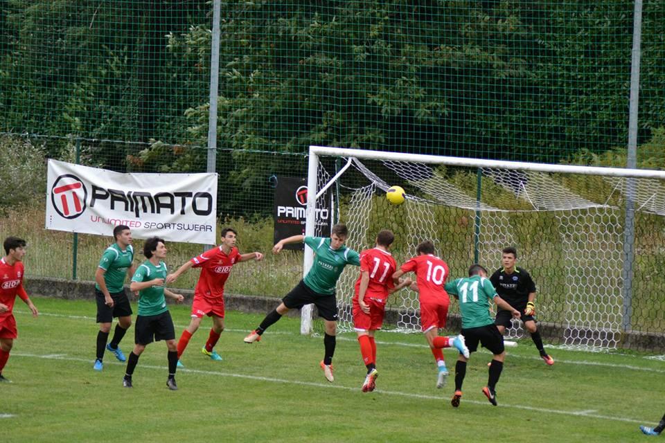 Juniores Regionali B   Coppa Lombardia Menaggio vs Cantù 2 a 5