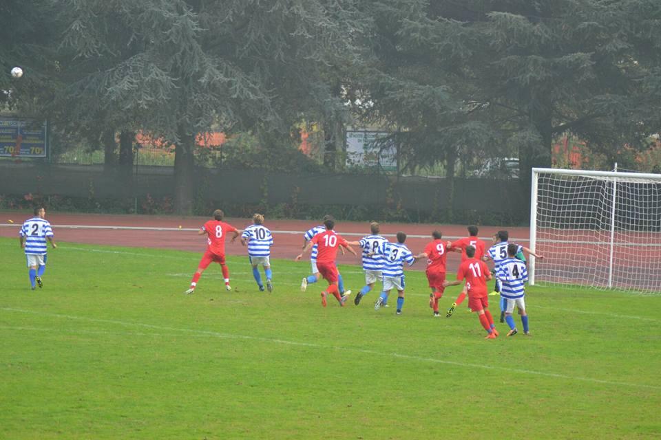 Juniores Reg. B: Cantù Sanpaolo vs Pro Lissone 1 – 3