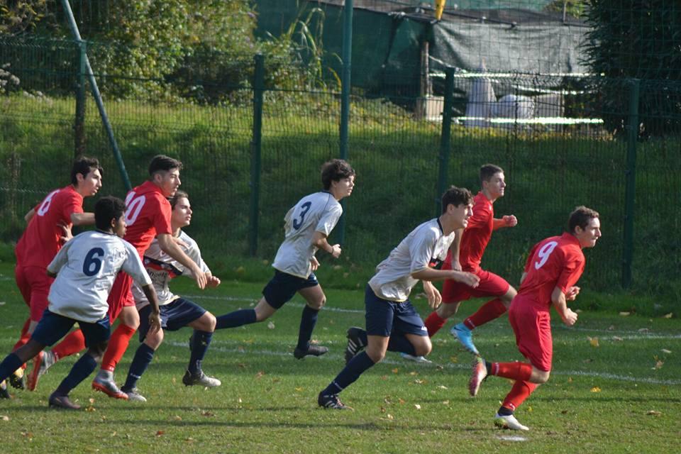 Juniores Reg. B: Maslianico vs Cantù Sanpaolo 2 – 2