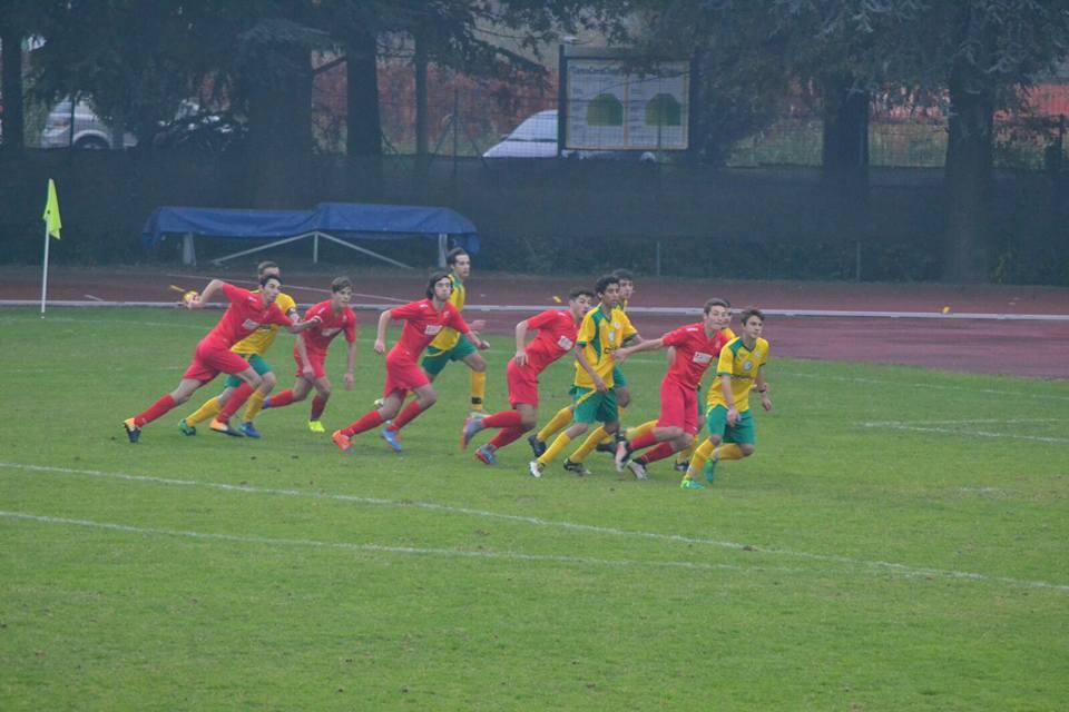 Juniores Reg. B: Cantù Sanpaolo vs Porlezzese 0 – 3