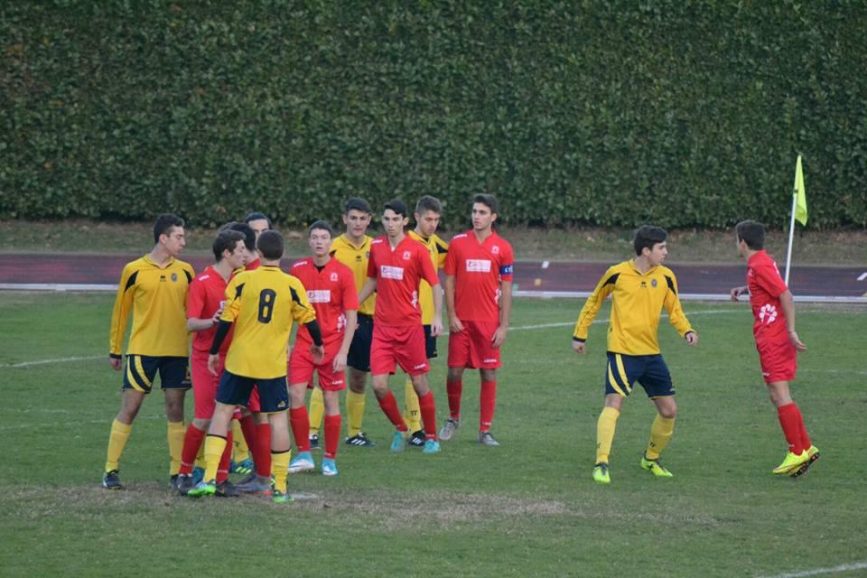 Juniores Reg. B: Cantù Sanpaolo vs Serenza Carroccio 1 – 2