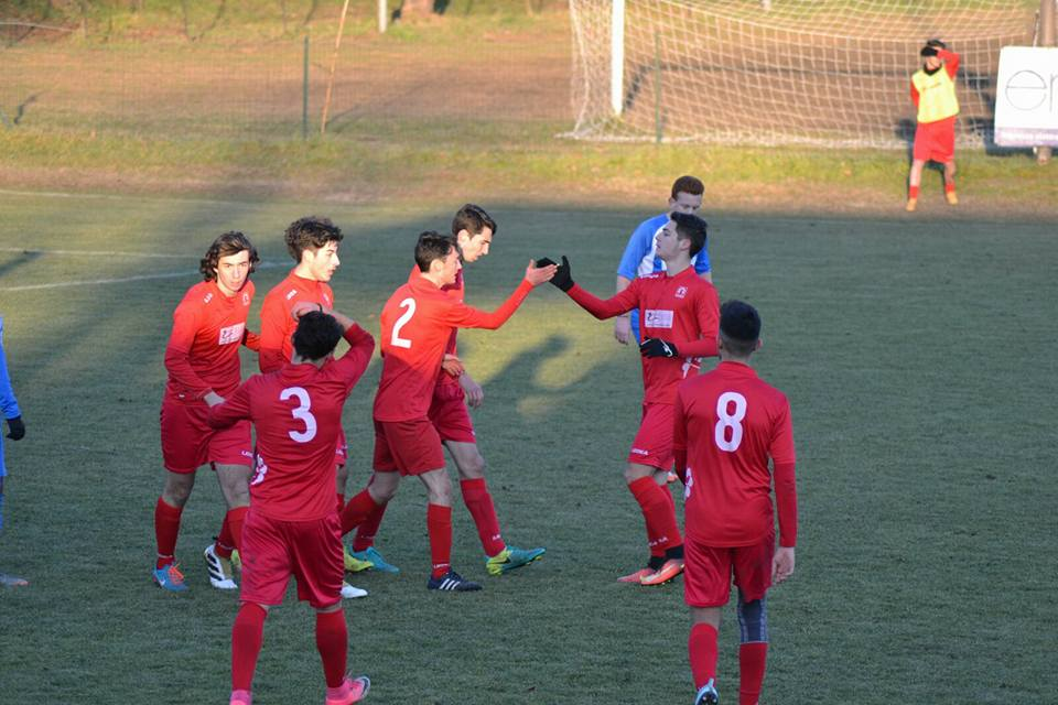 Juniores Reg. B: Lissone vs Cantù Sanpaolo 2 – 3