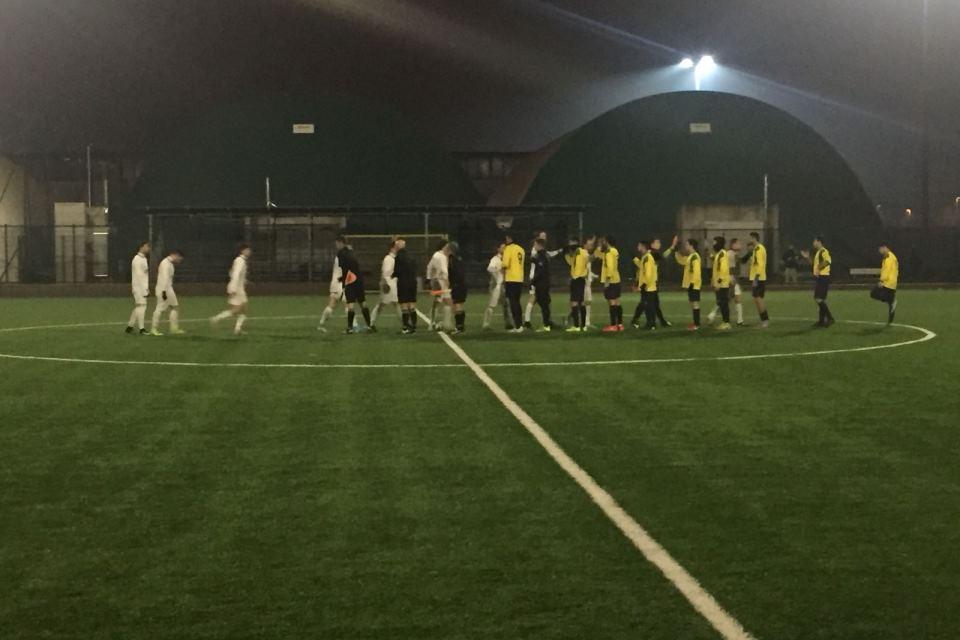 Prima Squadra: Amichevole- Brugherio vs Cantù Sanpaolo 5 – 1
