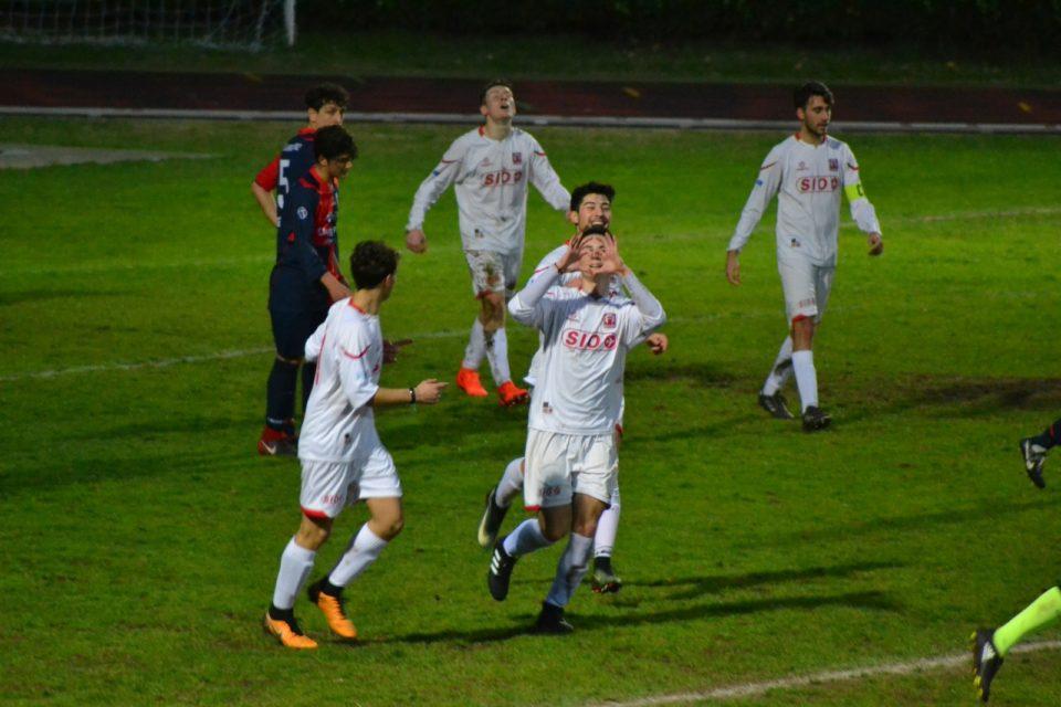 Juniores Reg. B: Cantù Sanpaolo vs Maslianico 2 – 1