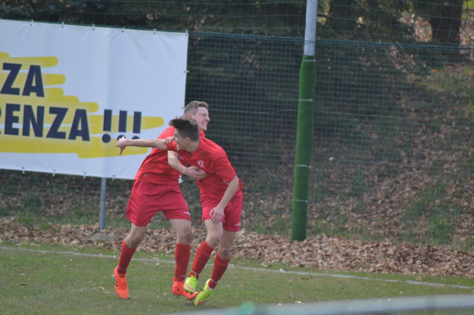 Juniores Reg. B: serenza Carroccio vs Cantù Sanpaolo 1 – 3