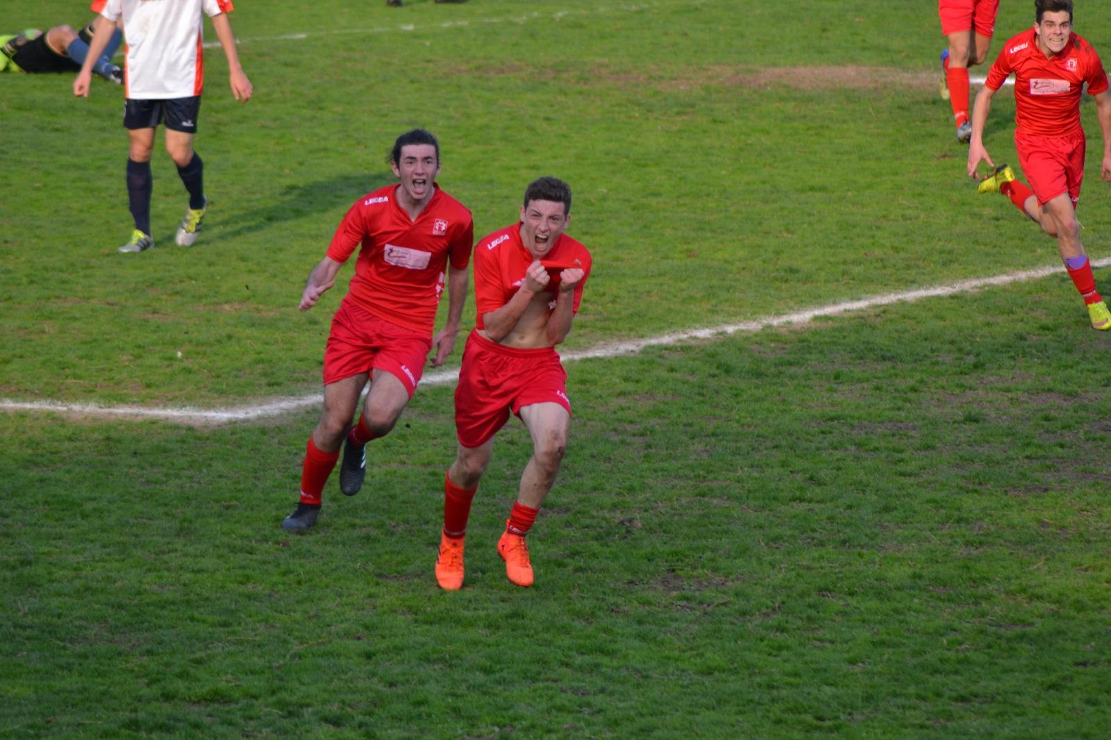 Juniores Reg. B: Cantù Sanpaolo vs Biassono 3 – 2