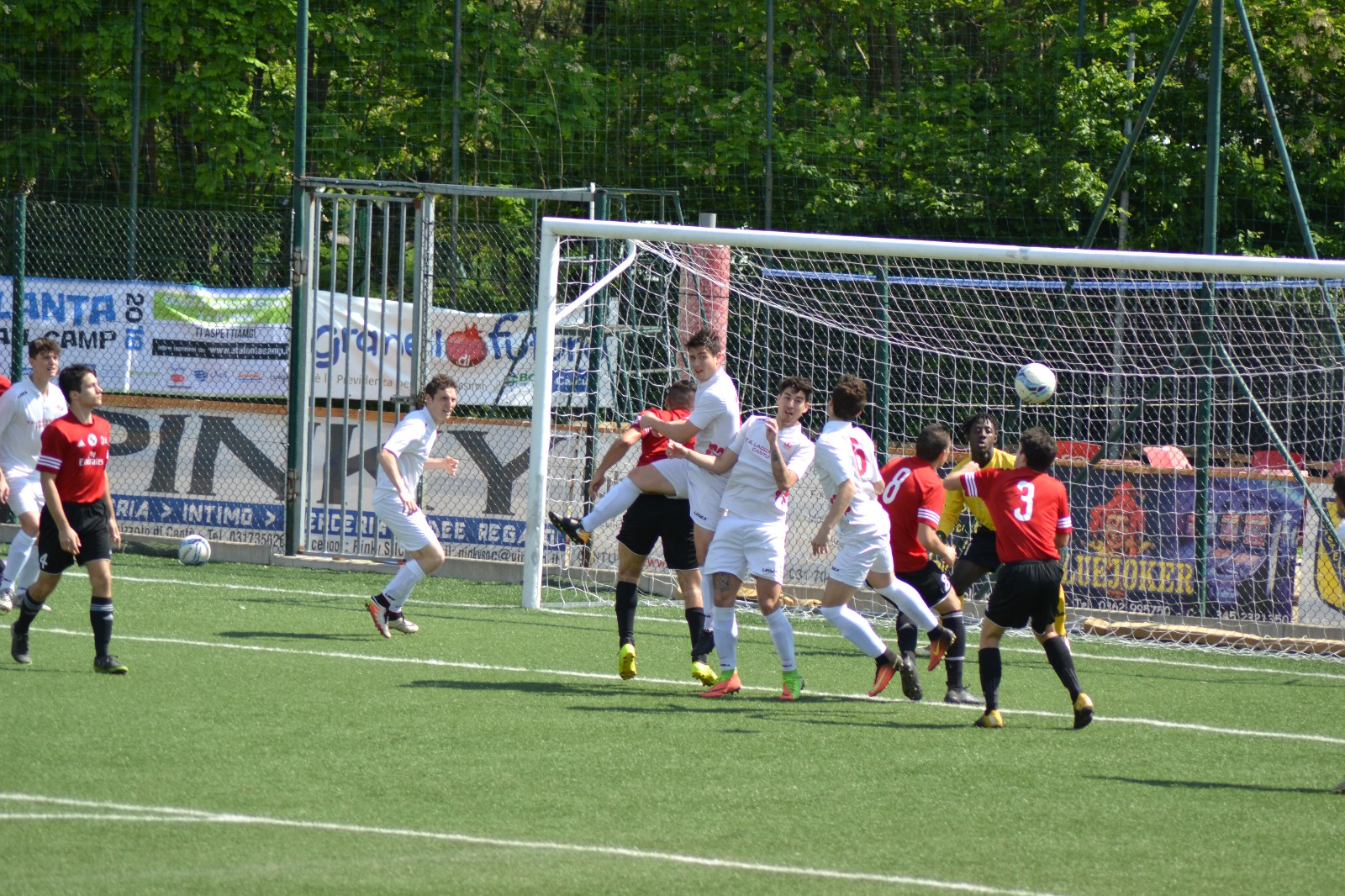 Juniores Reg. B | Playoff: Cantù Sanpaolo vs Insubria 1 – 3