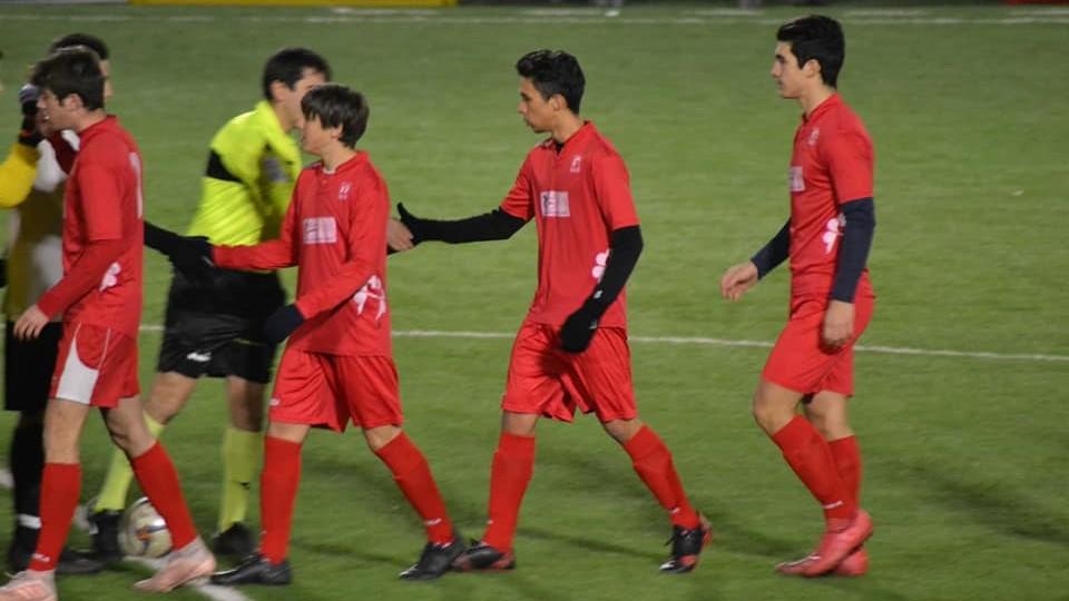 Juniores Reg. B: Cantù Sanpaolo vs Costamasnaga 1 – 2