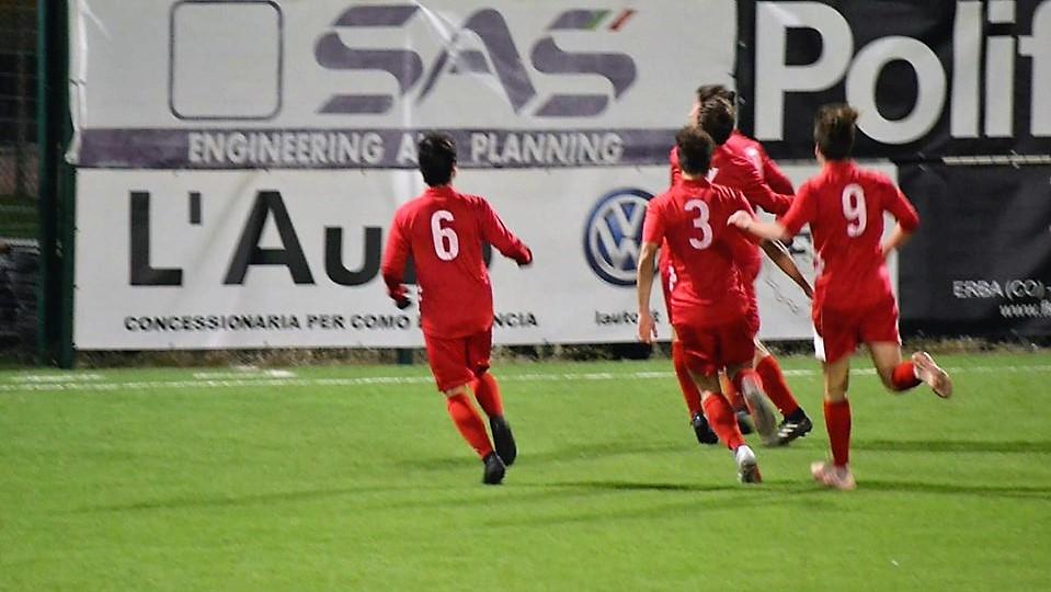 Juniores Reg. B| Playout: Altabrianza vs Cantù Sanpaolo 3 – 4