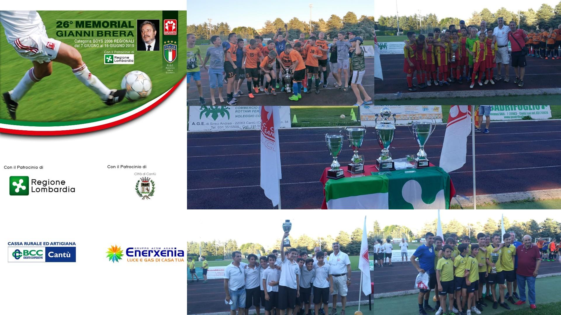 26° Memorial GIANNI BRERA – vince FK CFK (Serbia)