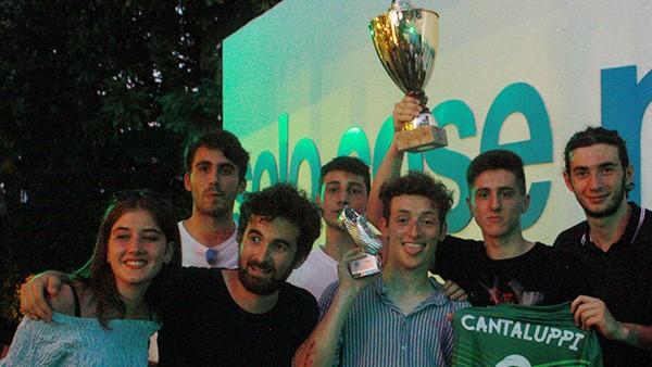IL LARIOSPORTIVO 2019 – Lorenzo Cantaluppi miglior Under 20 'Remax Immobiliare'