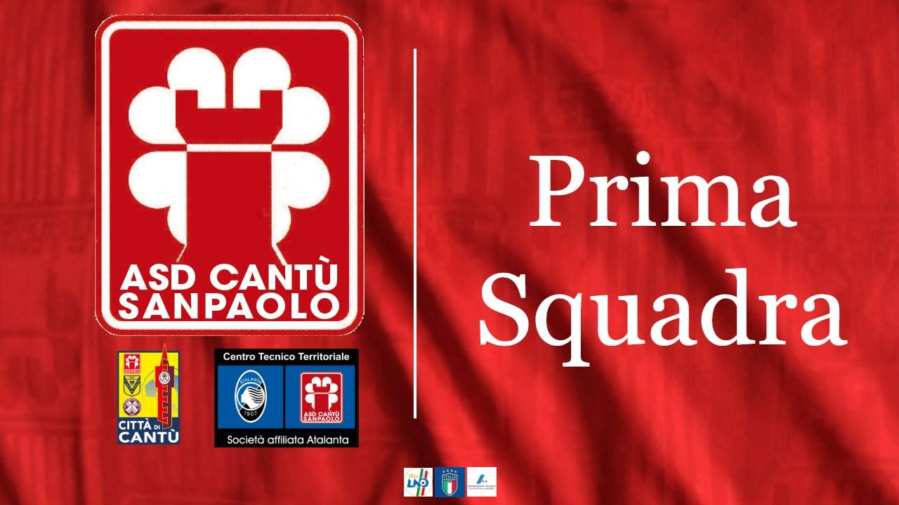 Prima Squadra: Cantù Sanpaolo nel Girone I