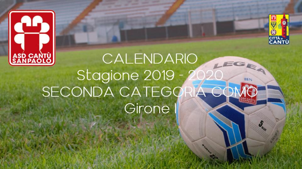 Calendario Esordienti 2020.Prima Squadra Archivi