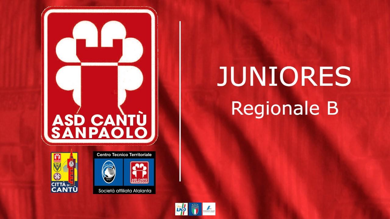 Juniores Reg. B – Girone B