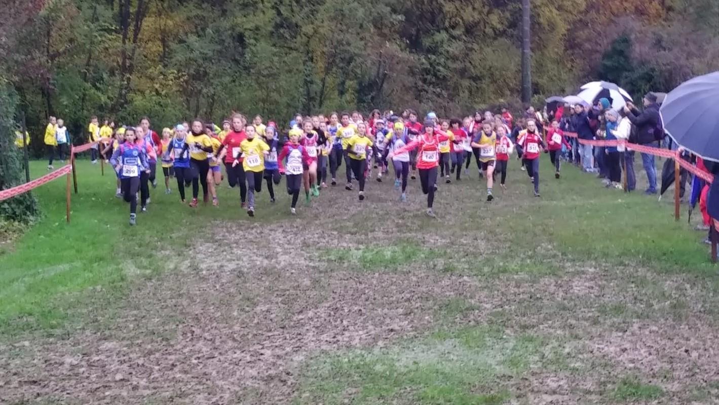 Atletica: Podio alla Campestre Lanfritto e Maggioni