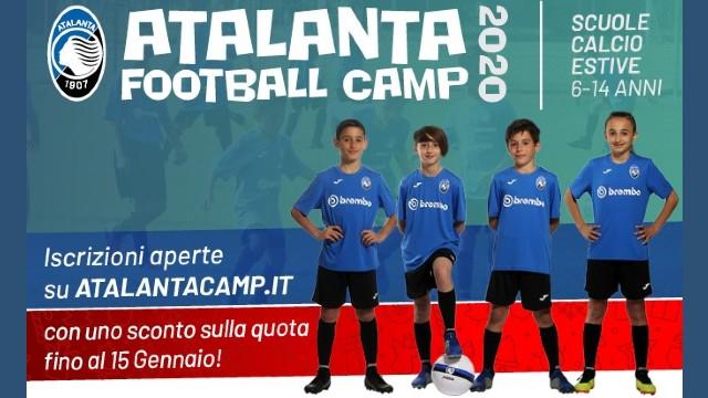 Atalanta Football Camp 2020