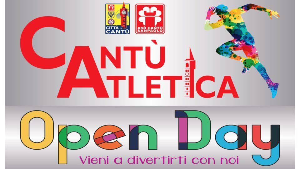 Cantù Atletica- Open Day