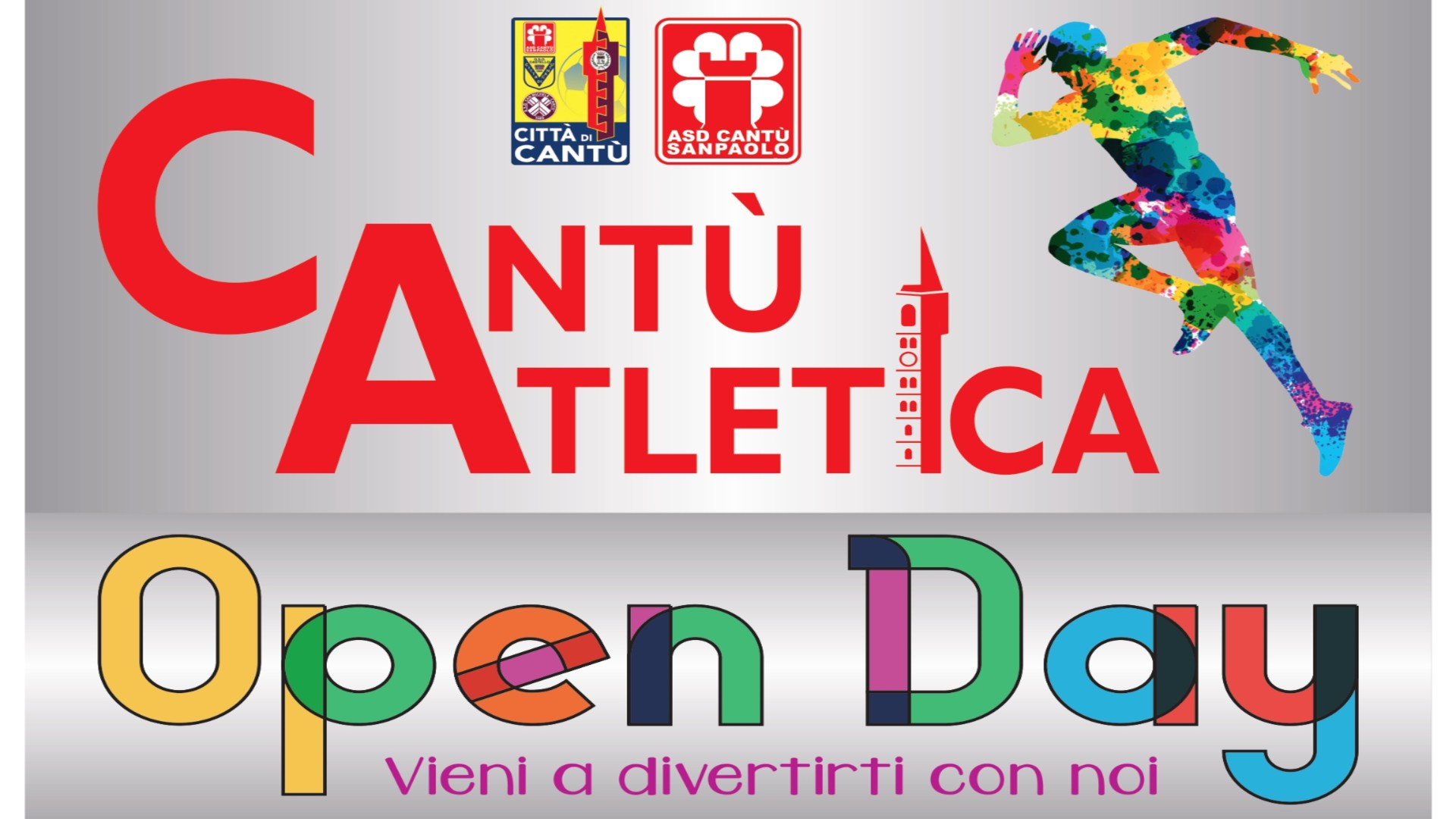 Cantù Atletica- Open Day