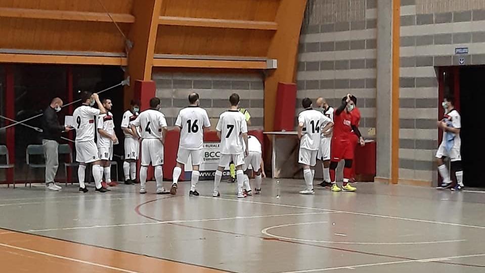 Calcio a 5: Cantù Sanpaolo vs Cometa S.D. 2 – 1