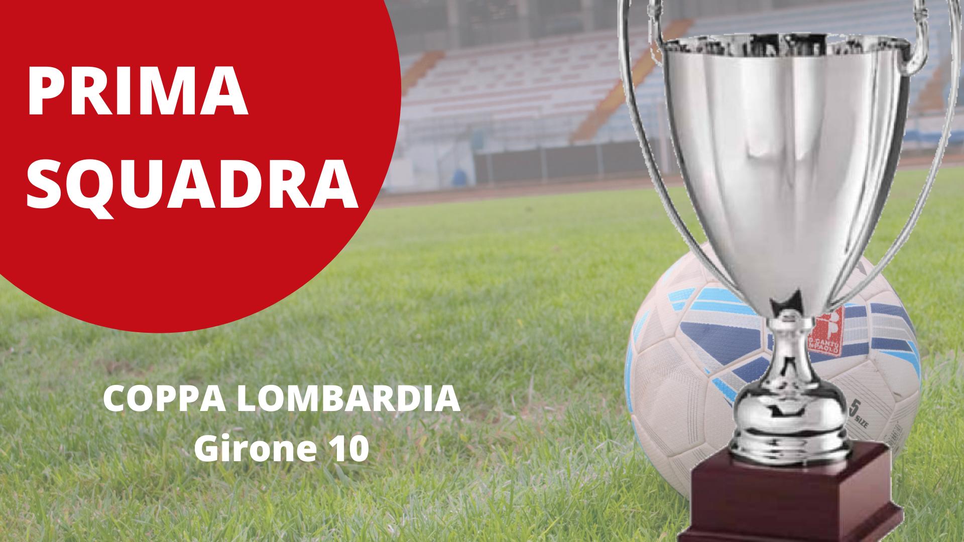 Prima Squadra | Coppa Lombardia
