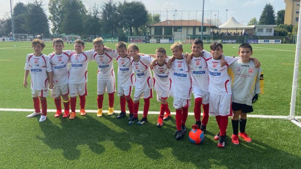 """Pulcini 2012 – Grande giornata per i nostri """"ragazzi"""" a Figino"""