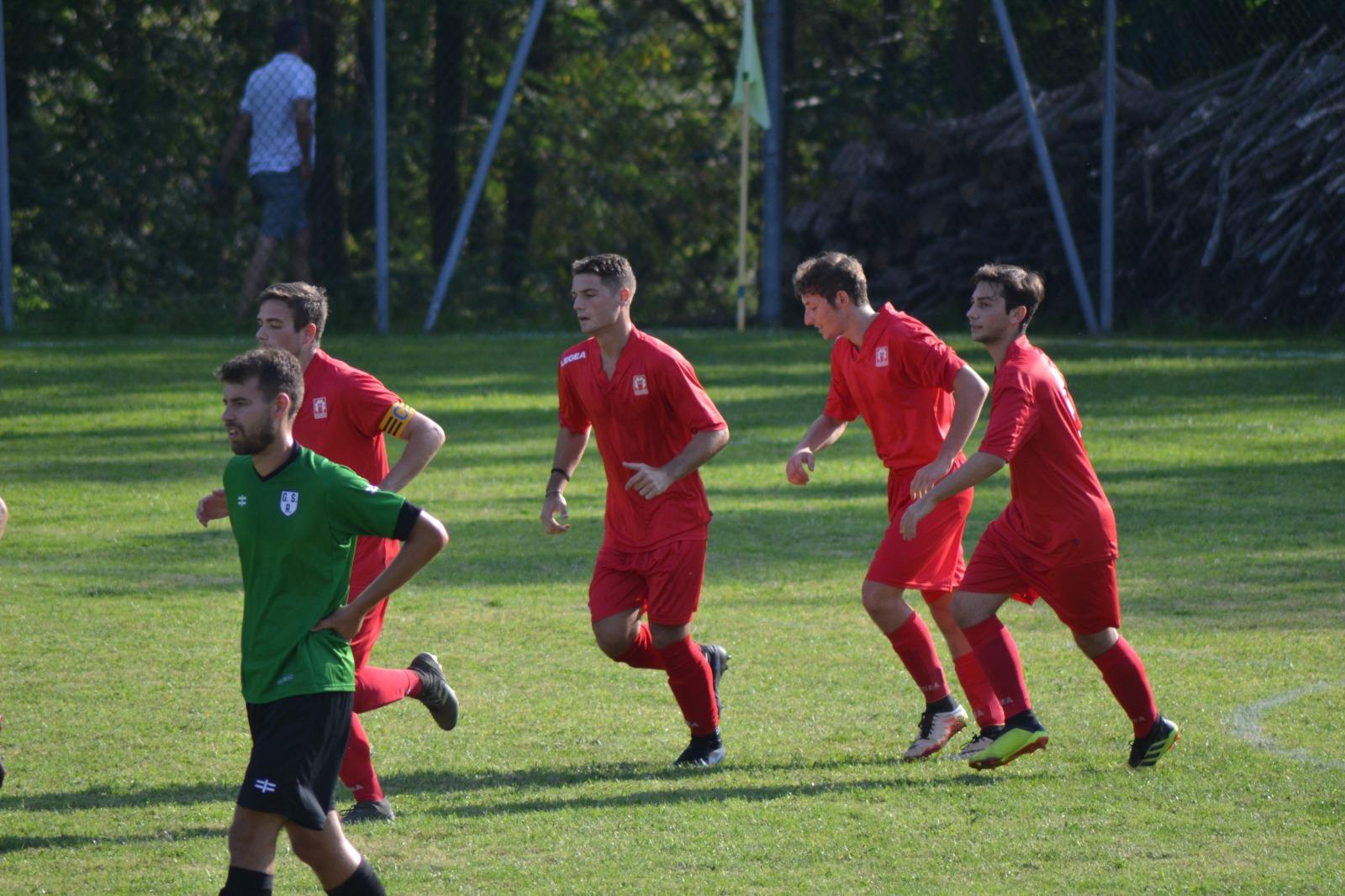 Prima Squadra   Coppa Lombardia Faloppiese Ronago vs Cantù Sanpaolo 2 – 3
